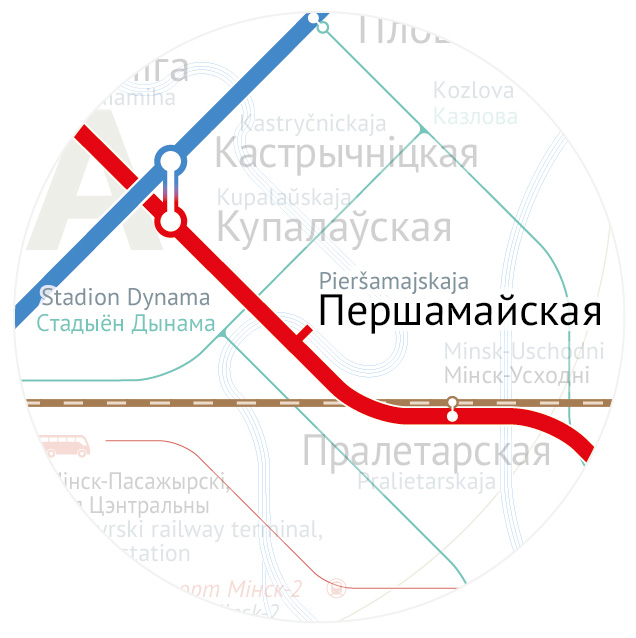 остановка «Стадион Динамо»
